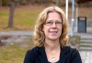 Ann-Zofie Duvander.