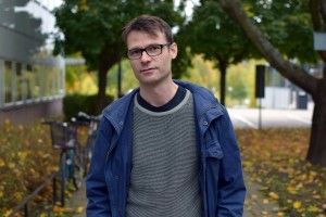 Alexander Miething foto Leila Zoubir, Sociologiska institutionen