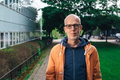 Jens Rydgren foto Clément Morin