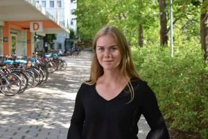 Signe Svallfors. Foto: Leila Zoubir/Stockholms universitet