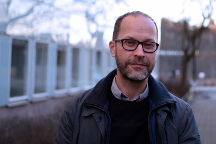 Magnus Bygren. Foto: Leila Zoubir/Stockholms universitet