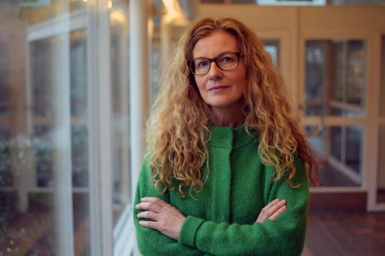 Anna Lund, docent och forskare i sociologi. Foto: Leila Zoubir/Stockholms universitet
